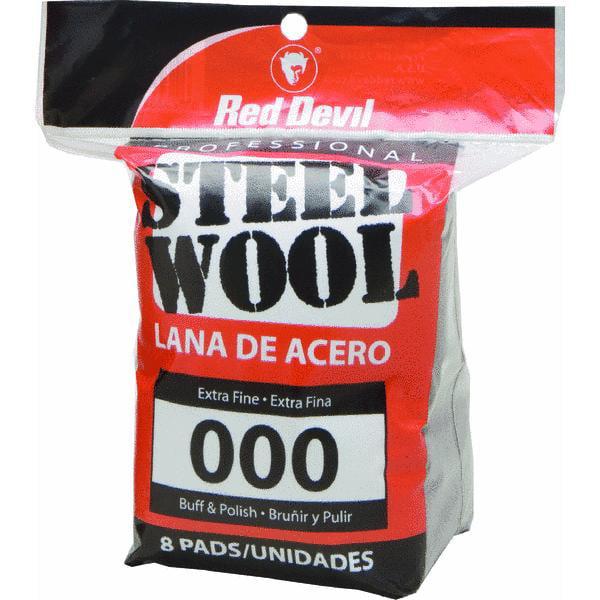 8-Pack Steel Wool