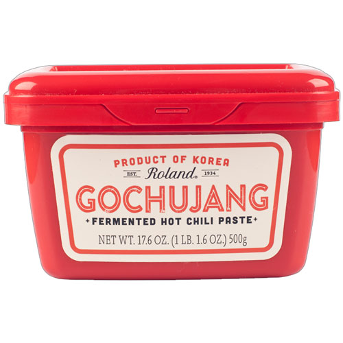 Gochujang Fermented Hot Chili Paste by Roland