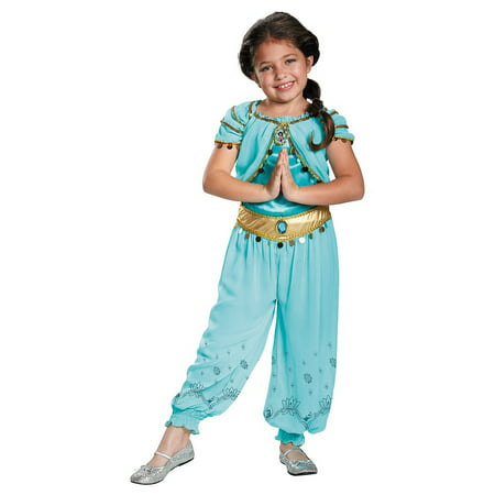 Jasmine Prestige Child Costume - Small (Jazmine Costume)