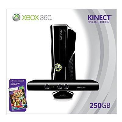 Xbox 360 250GB Console with Kinect