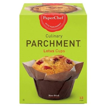 PaperChef Baking Cups - Lotus - Brown - image 1 of 1