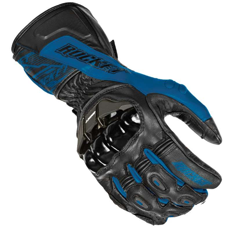 Joe Rocket Flexium TX 2014 Gloves Blue/Black