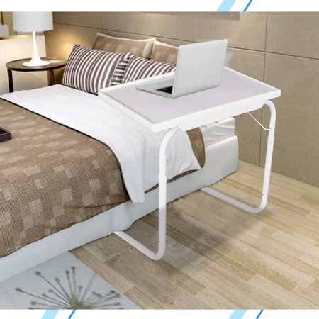 Stupendous Adjustable Tv Tray Table Tv Dinner Tray On Bed Sofa Comfortable Folding Table With 6 Height 3 Tilt Angle Adjustments Lamtechconsult Wood Chair Design Ideas Lamtechconsultcom