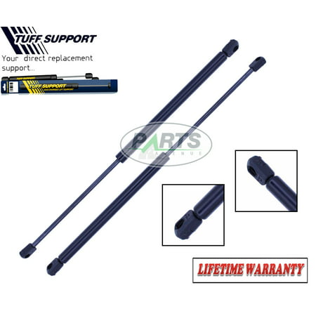 2 Pieces (SET) Tuff Support Liftgate Lift Supports 2006 To 2009 Pontiac Torrent / 2005 To 2008 Chevy Equinox (2006 Pontiac Torrent Thermostat)