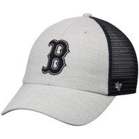 d06ddd05dbf50 Product Image Boston Red Sox  47 Tamarac Clean Up Snapback Adjustable Hat -  Gray Navy -