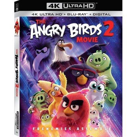 Angry Birds Seasons Halloween 2-13 3 Stars (The Angry Birds Movie 2 (4K Ultra HD + Blu-ray + Digital)