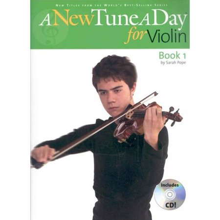 A New Tune a Day for Violin: Book 1 by