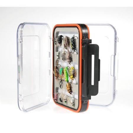 Deluxe Two Sided Waterproof Fly Box