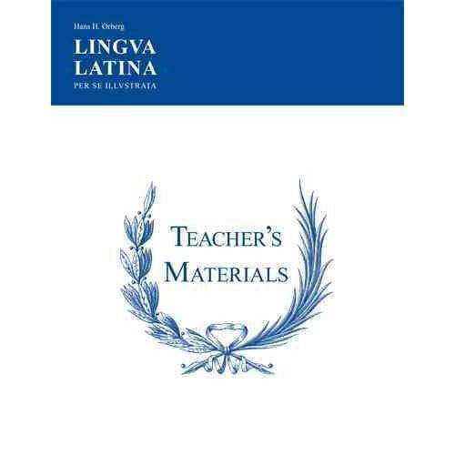 Lingua Latina: Teacher's Materials/Key