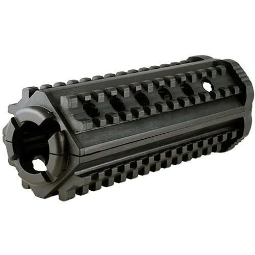 Mission First Tactical AR15/M16 Military & Police 4 Sided Rail with Polymer-M4 Carbine