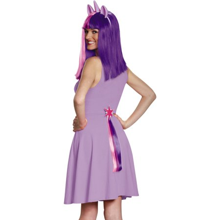 Twilight Sparkle Halloween (Twilight Sparkle Adult Tail Halloween Costume)