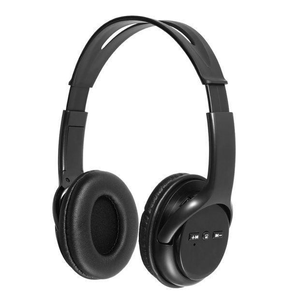Wireless Headphone Over Ear Earphone Hands Free With Mic For 7 Plus Galaxy Other Enabled Devices Walmart Com Walmart Com