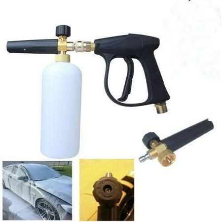 Car Wash Gun Soap Pressure Washer Bottle High Pressure Washer Gun