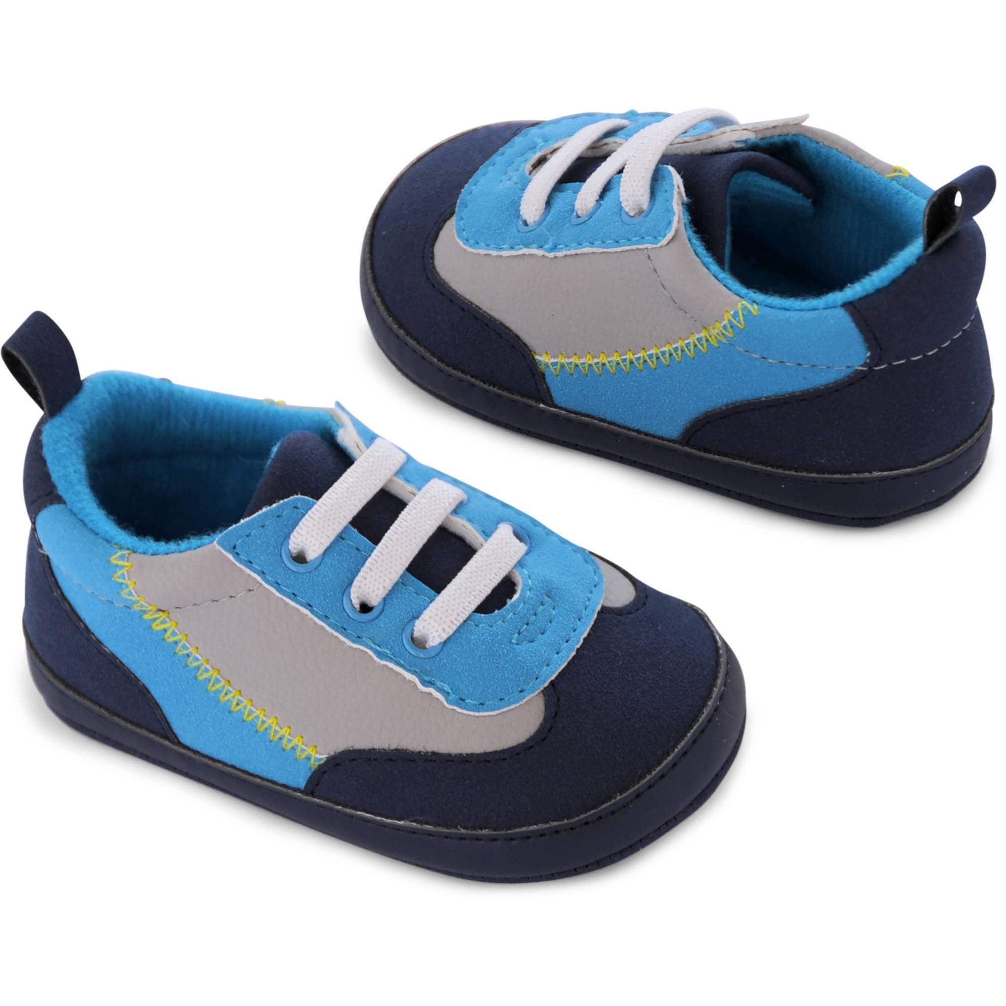 Child of Mine by Carter's Newborn Baby Boy Sneaker Shoes