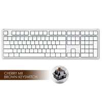 Ducky ONE 2 White LED Mechanical Gaming Keyboard - switch