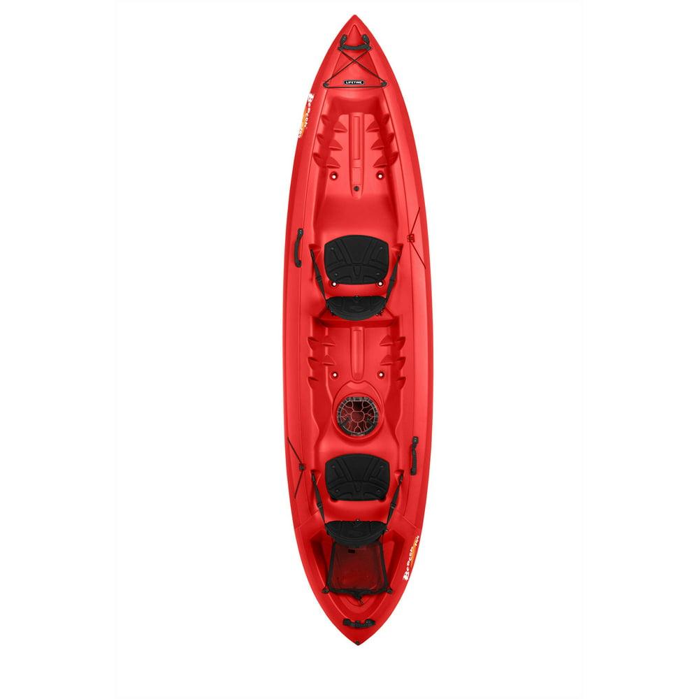Lifetime 12′ Beacon Sit On Top Tandem Kayak