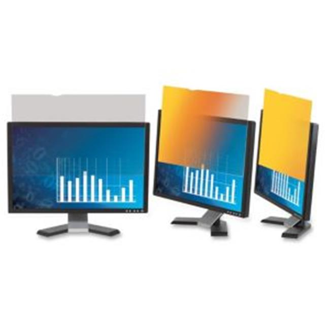 3M GF170C4B 17 in. Frameless Gold LCD Widescreen Monitor