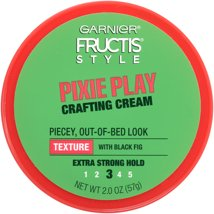 Hair Styling: Garnier Fructis Style Pixie Play Crafting Cream