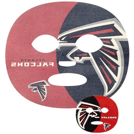 Nfl atlanta falcons game day face temporary tattoo for Atlanta falcons tattoo