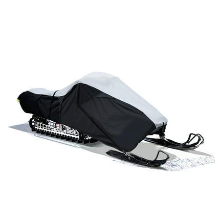 Jetpro Gray/Black Jetski Cover Polaris Sea Doo Yamaha Kawasaki PWC Jet Ski Cover Fits Stand-up Grey