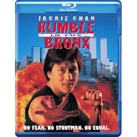 Rumble in the Bronx (Blu-ray) (Parkchester In The Bronx)