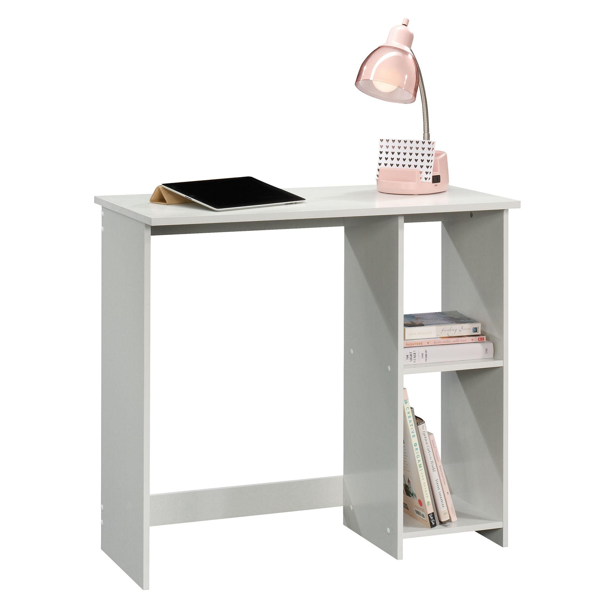 Mainstays Writing Desk True Black Oak Finish Walmart Com Walmart Com