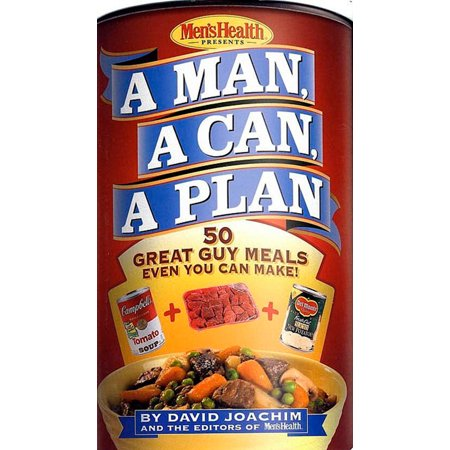 Make Party Plans (A Man, a Can, a Plan : 50 Great Guy Meals Even You Can)
