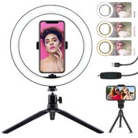 Willstar LED Ring Light with Stand Makeup Video/Photography