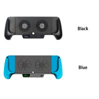 Rechargeable ABS Non-Slip Cooling Fan High Speed Charging Grip Stretchy Stand Home Game Console Heat Dissipation For Switch Lite