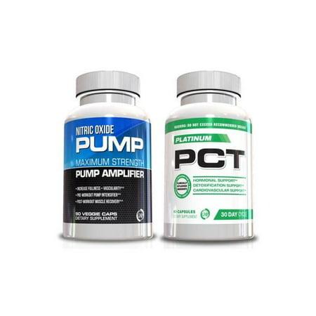 suppléments PCT (thérapie post-cycle) - Nitric OxideMale Performance Kit