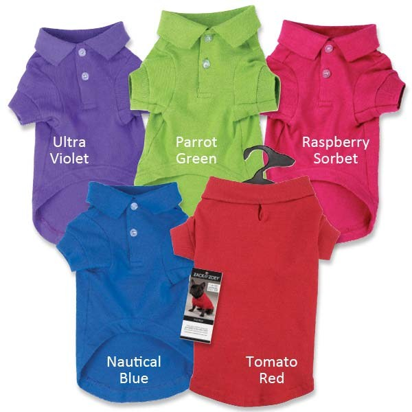Zack & Zoey Polo Shirt Xs Red