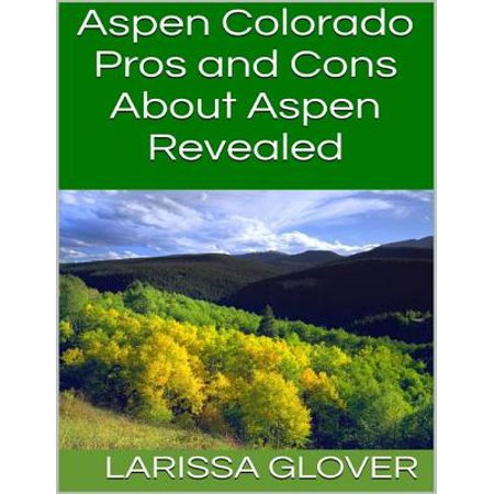 Aspen Colorado: Pros and Cons About Aspen Revealed -