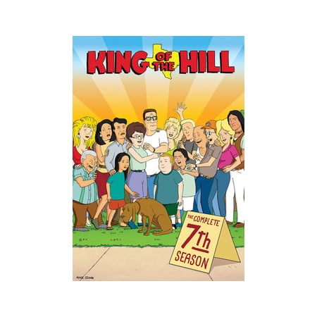 King of the Hill: The Complete Seventh Season (DVD)](King Of The Hill Halloween)