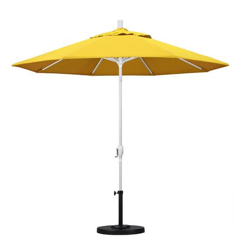 California Umbrella 9 Market Umbrella Walmart