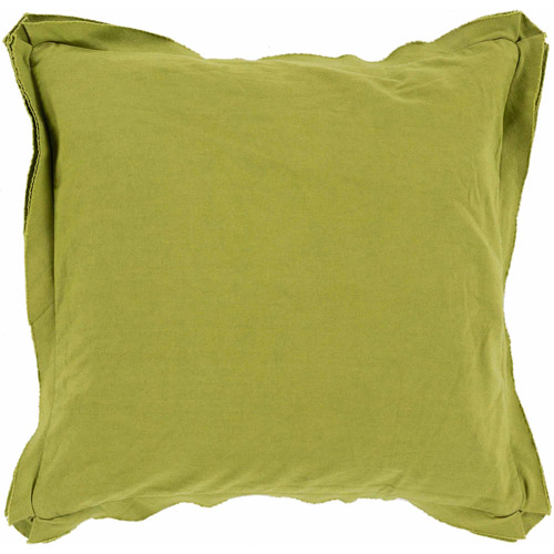 Art of Knot Cotton Decorative Pillow with Polyester Fill