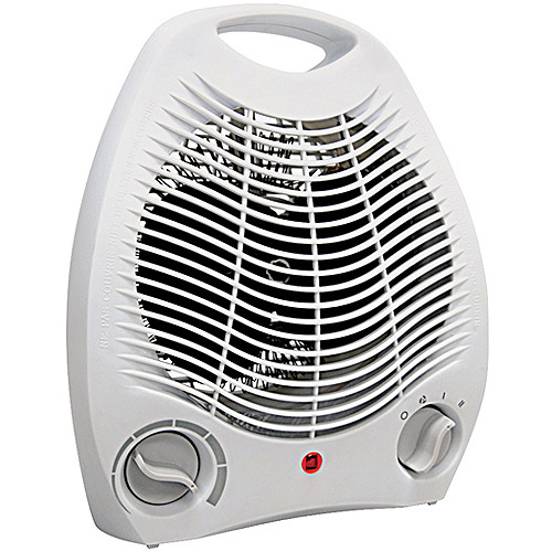 Comfort Zone Howard Berger Co Electric Portable Heater Fan, CZ40