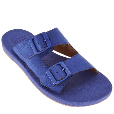 cf703dc59823 CLARKS Womens Paylor Open Toe Casual Slide Sandals - image 1 of 2 ...