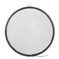 "Photo Studio 16.8cm 30 Degree Honeycomb Grid for 7"" Standard Reflector Diffuser Lamp Shade Dish"