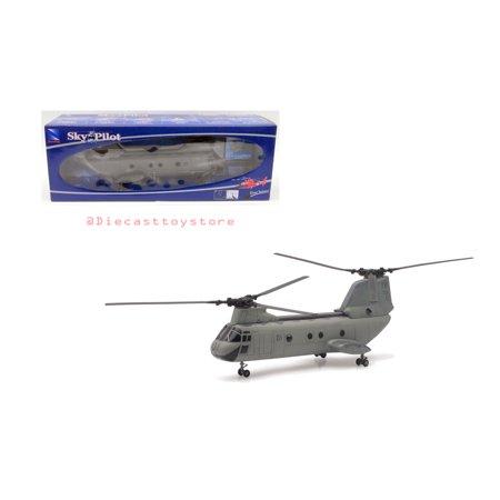 NEWRAY SKY PILOT 1:55 BOEING CH-46 SEA KNIGHT - MARINES 25893