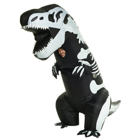 Giant Inflatable T Rex (SKELETON T-REX INFLATABLE)