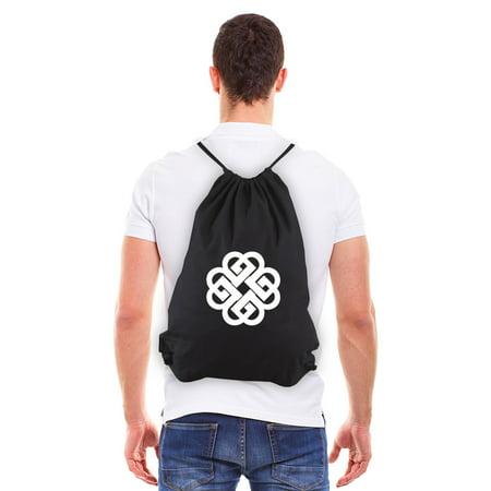 Breaking-Benjamin Eco-Friendly Reusable Canvas Draw String Gym Bag Black &