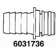 Flojet Fitting Kit Quad X3/4 2pk 20381006