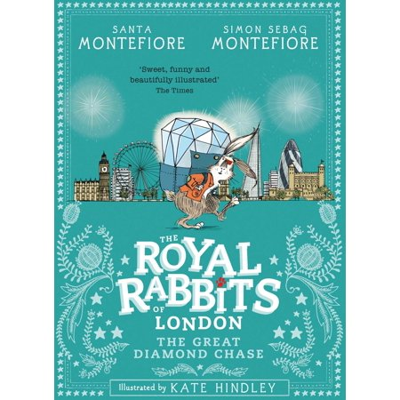 Royal Rabbits of London: The Great Diamond Chase - eBook (Great White Live In London)