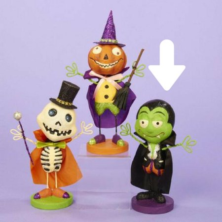 Chicken Wire Halloween Figures (6.25