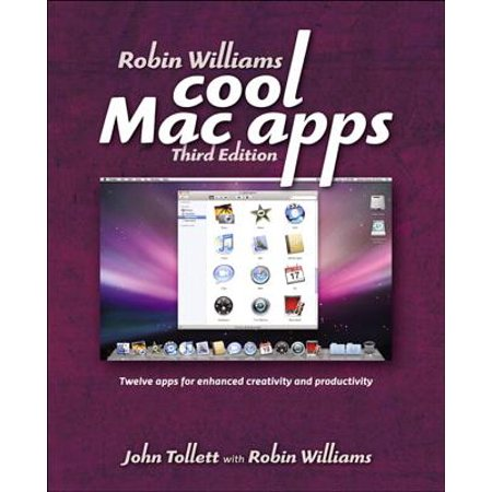 Williams Cool Patterns (Robin Williams Cool Mac Apps - eBook)