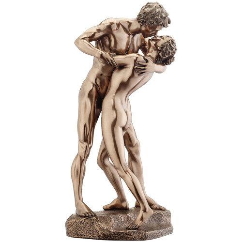 Design Toscano Passion's Embrace Figurine