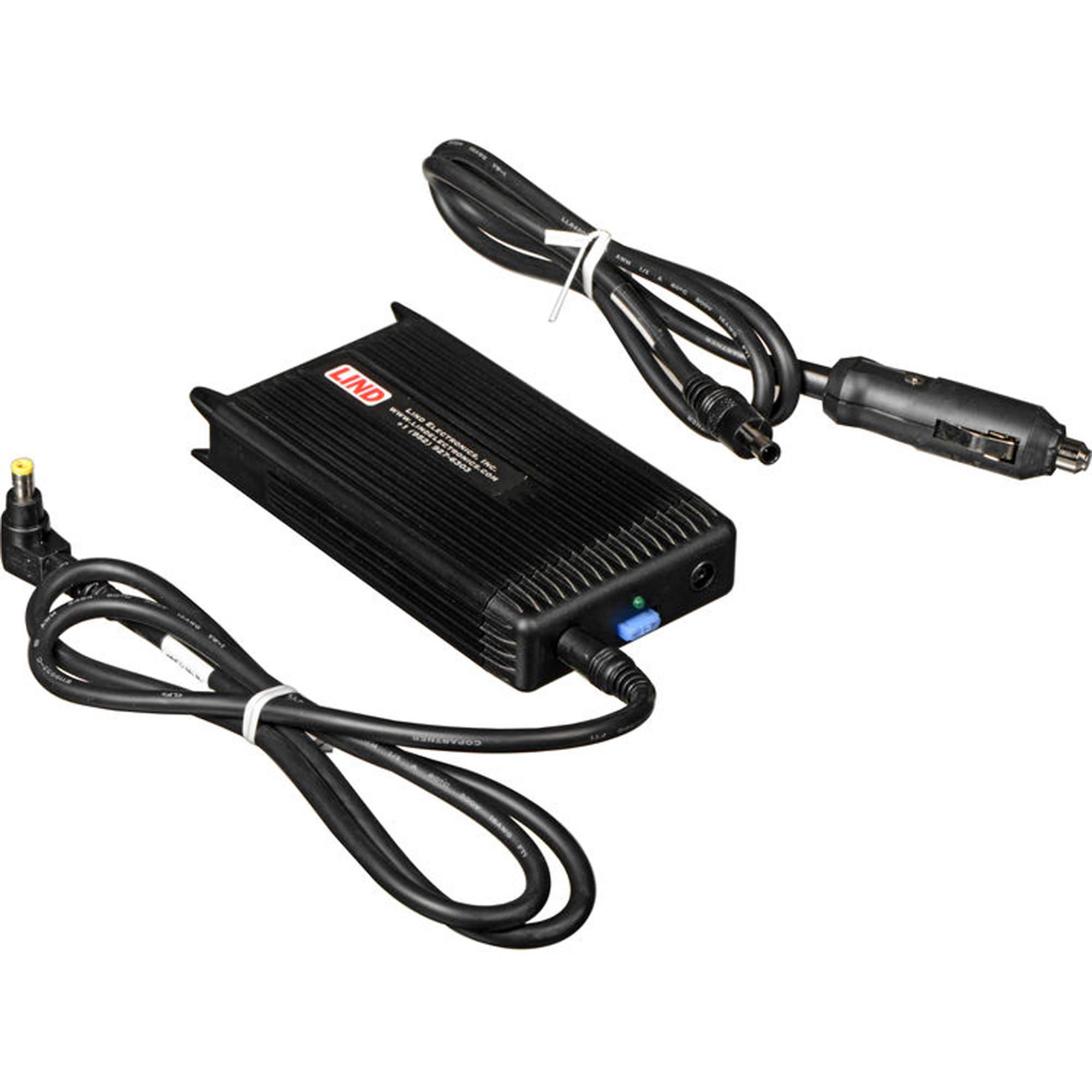 Panasonic Lind Pa1580-1642 - Power Adapter - Car - 120 Watt (cf-lnddc120)