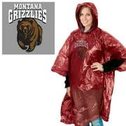 NCAA Montana Prime Rain Poncho