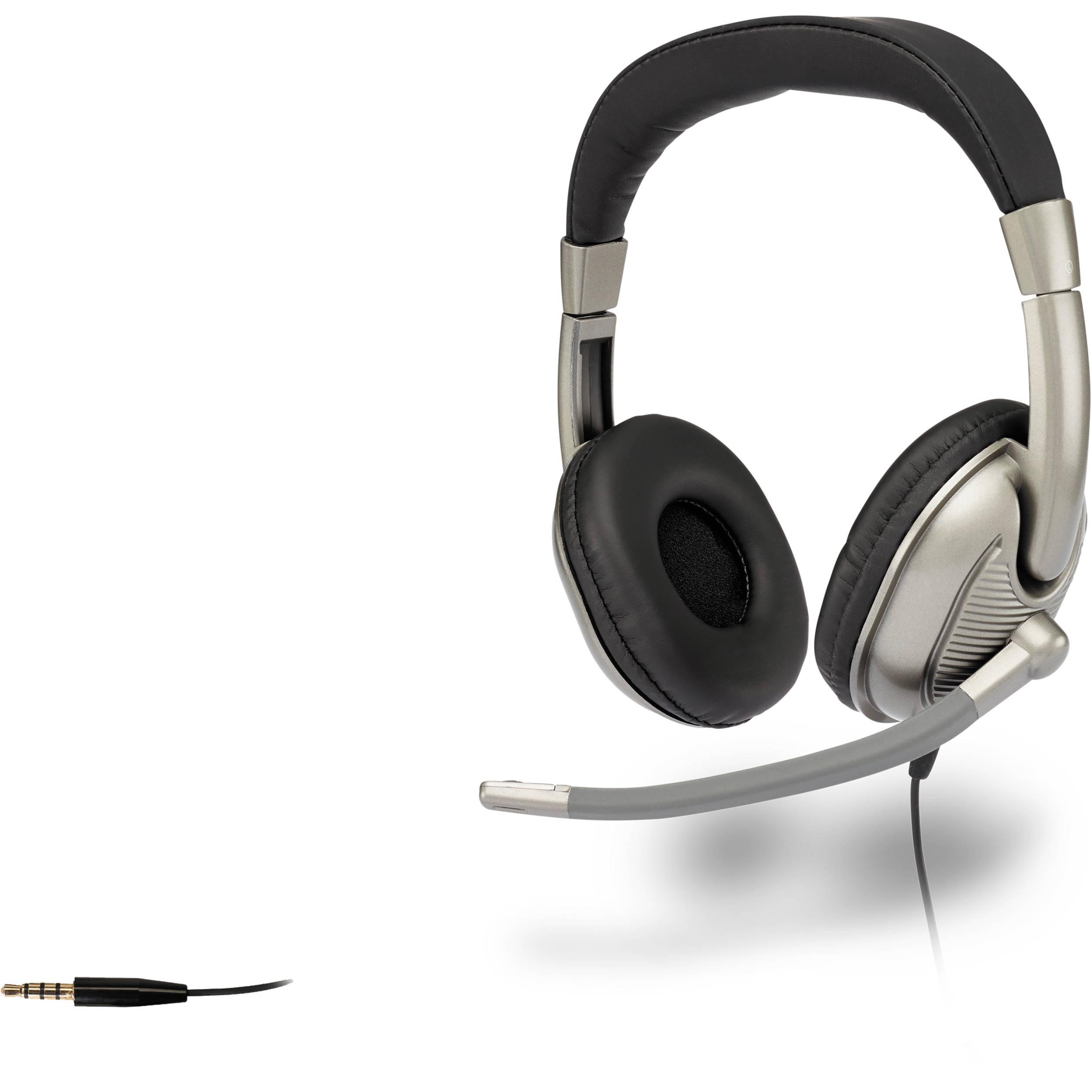 Cyber Acoustics AC-8002 Stereo Headset for Kids K8 - 12