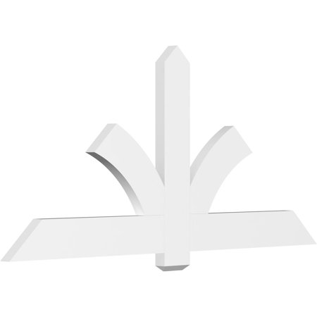 72 W x 33 H x 2 D x 6 F 11 12 Pitch Redmond Architectural Grade PVC G